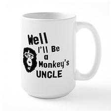 Monkey's Uncle Mug
