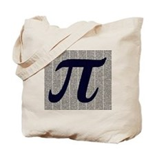 Pi to 3500 decimal places Tote Bag