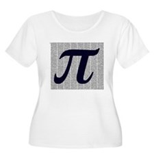Pi to 3500 decimal places T-Shirt