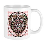 I LOVE YOU! Mug