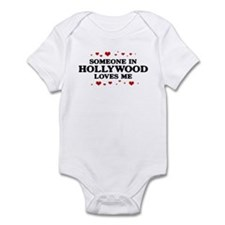 Loves Me in Hollywood Infant Bodysuit