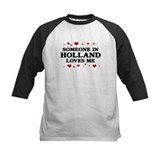 Loves Me in Holland Tee