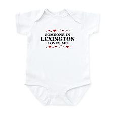 Loves Me in Lexington Infant Bodysuit