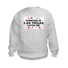 Loves Me in Las Vegas Sweatshirt