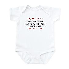 Loves Me in Las Vegas Onesie