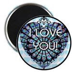 I LOVE YOU! Magnet
