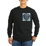 I LOVE YOU! Long Sleeve Dark T-Shirt
