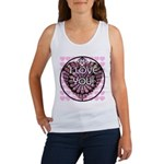 I LOVE YOU! Women's Tank Top