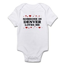 Loves Me in Denver Infant Bodysuit