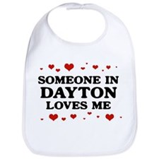 Loves Me in Dayton Bib