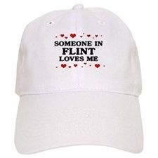 Loves Me in Flint Baseball Cap