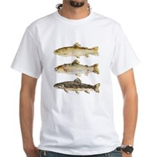Trout Watercolor Shirt