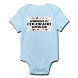 Loves Me in Colorado Onesie