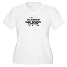 Loves Me in San Diego T-Shirt