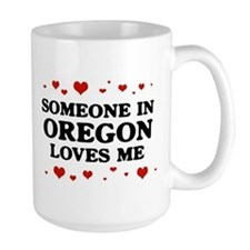 Loves Me in Oregon Mug