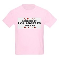 Loves Me in Los Angeles T-Shirt