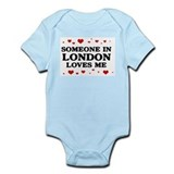 Loves Me in London Onesie