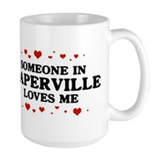 Loves Me in Naperville Mug
