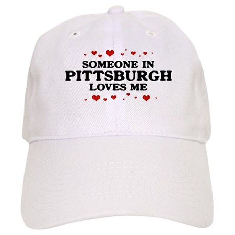 Loves Me in Pittsburgh Cap