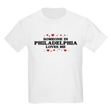 Loves Me in Philadelphia T-Shirt