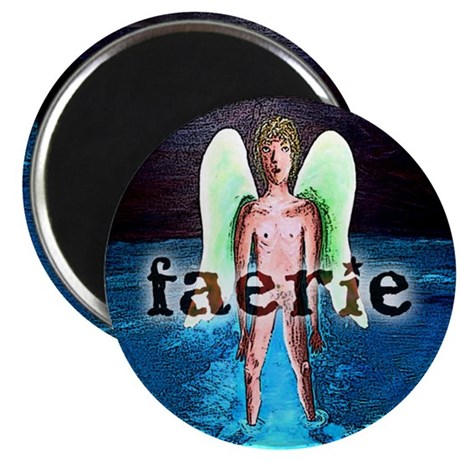 "Water Faery 2.25"" Magnet (100 pack)"