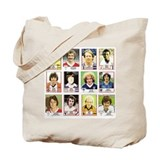 "PANINI ""LEGENDS"" OF THE 1980'S Tote Bag"