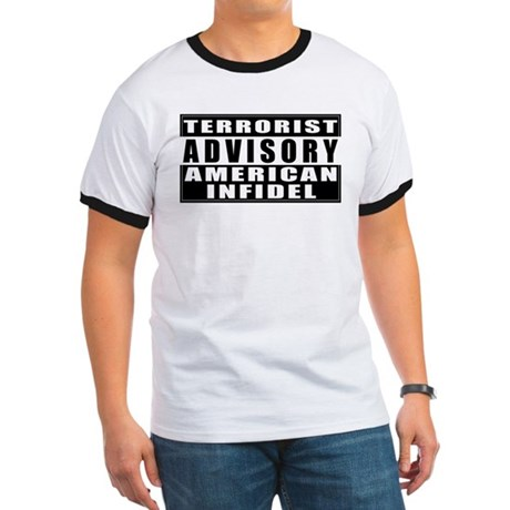 Advisory: American Infidel Ringer T