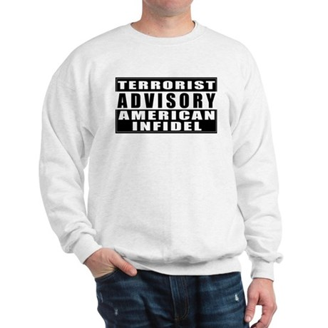 Advisory: American Infidel Sweatshirt
