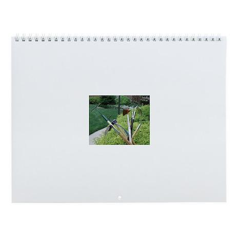 Garden Hoe Wall Calendar