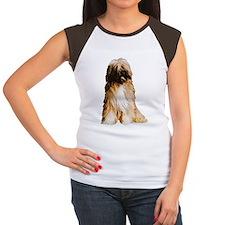 Tibetan Terrier portrait Tee