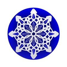 Snowflake Ornament #22