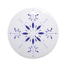 Snowflake Ornament #4