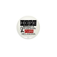 HOPE Melanoma 2 Mini Button (100 pack)