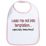 Lead Me Not Into Temptation Bib