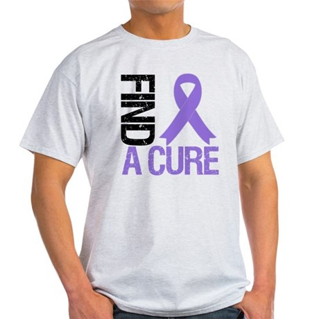 Hodgkin's Find a Cure Light T-Shirt
