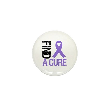 Hodgkin's Find a Cure Mini Button