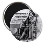 Mathematics: Blaise Pascal Magnet
