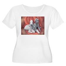 Bedlington Puppy Love T-Shirt