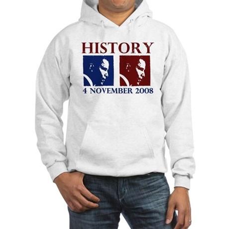 History 11-4-2008 Hooded Sweatshirt