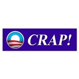 Obama Bumper Car Sticker