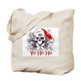 Cute Skull christmas Tote Bag