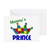 Autistic Prince 3 Greeting Cards (Pk of 20)