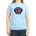 Farmington Police Women's Light T-Shirt