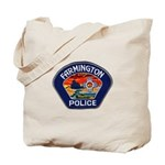 Farmington Police Tote Bag