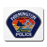 Farmington Police Mousepad