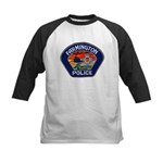 Farmington Police Kids Baseball Jersey