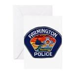 Farmington Police Greeting Cards (Pk of 20)