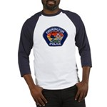 Farmington Police Baseball Jersey