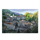 Italian Hillside Postcards (Package of 8)