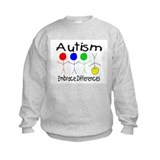 Autism, Embrace Differences Sweatshirt